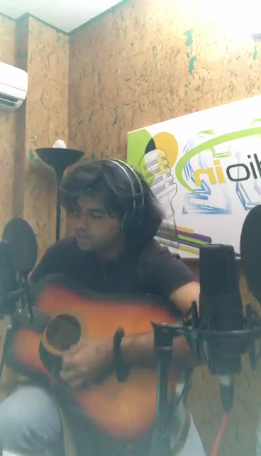 Marco Live a Radio In 102